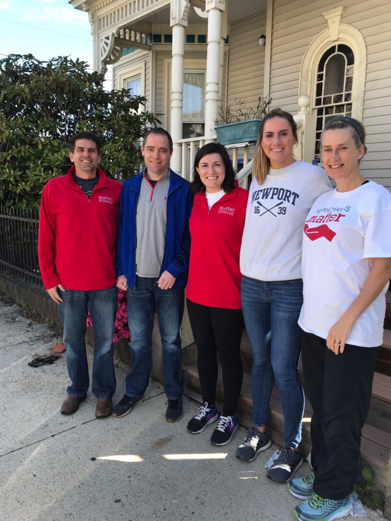 /></p><p></p><p></p><h1><b>Boston</b></h1><p>Two groups from our Boston office volunteered at <strong><a href=